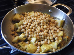 trini curry channa