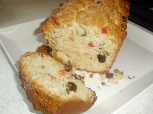 coconut sweet bread