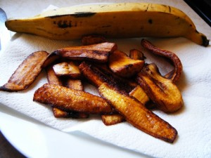 trinidad fry plantain recipe