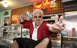 Diners, Drive-ins, and Dives trini food