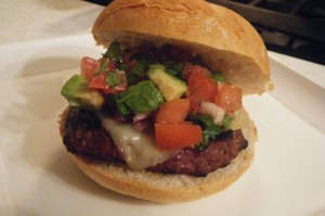 caribbean burger recipe