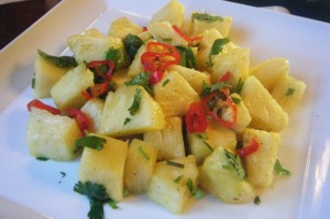pineapple chow recipe