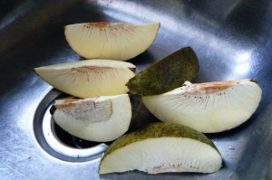 trini bread fruit recipe