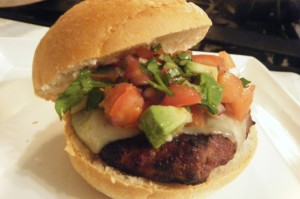 trinidad burger recipe