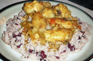 caribbean recipe peas and rice