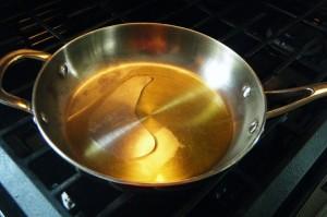 cooking trini style pak choi