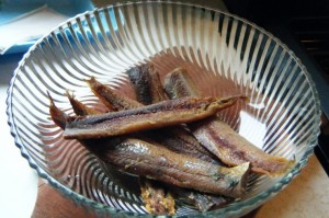 how to cook smoke herrings