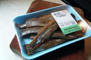 how to prepare smoked herrings