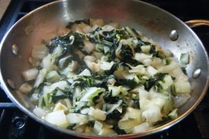 simple pak choi recipe