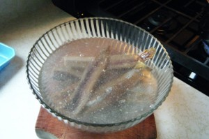 somke herring recipe