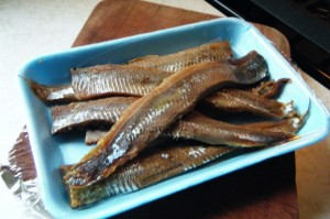 what to do with smoke herring