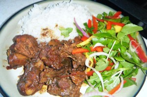 trini recipes stew chicken