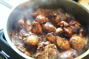 trinidad recipe for stew chicken