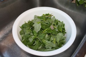 caribbean vegetarian recipe