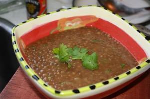 trinidad stew lentils recipe (14)