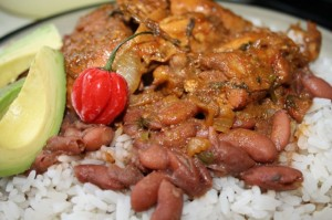 trinidad stew red beans recipe