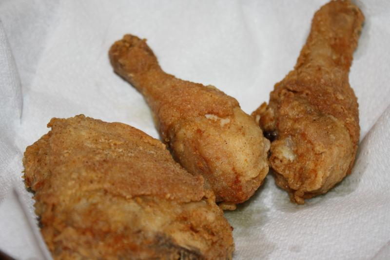 caribbean style fried chicken recipe