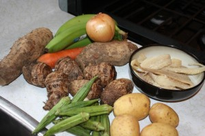 trini food soup recipe