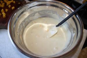 how to make mango muffin (9)