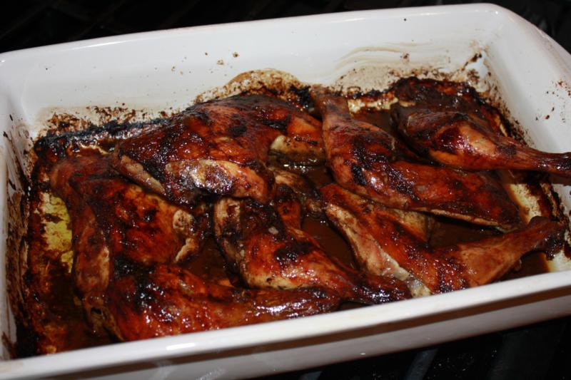 Perfect Baked Jerk Chicken Recipe — Dishmaps