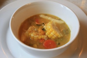 trini corn soup recipe (15)