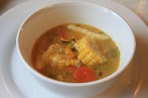 trini corn soup recipe (15)