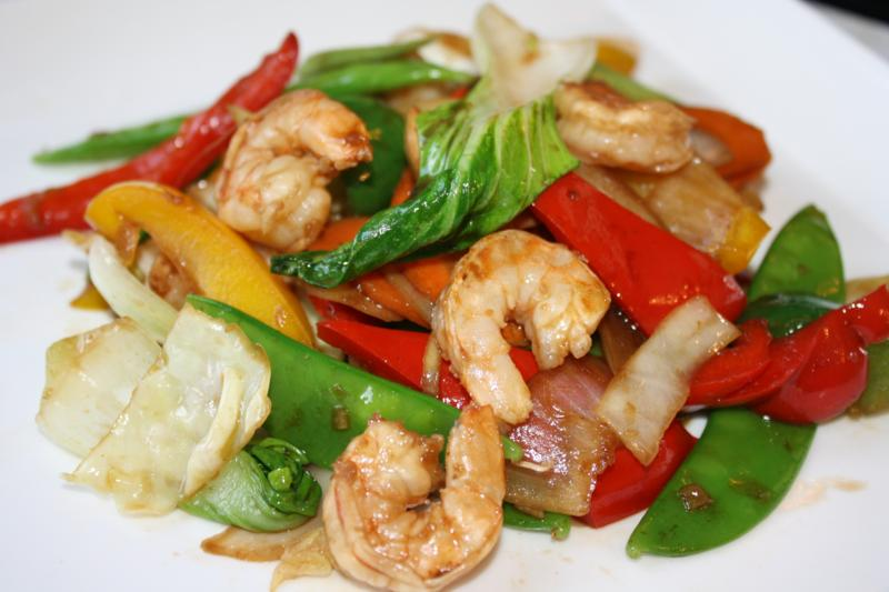A quick shrimp stir fry caribbeanpot trni chow mein recipe 12 forumfinder Image collections