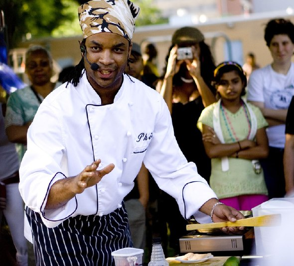 rhyming chef