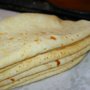 Dhalpuri Roti Recipe | SparkRecipes