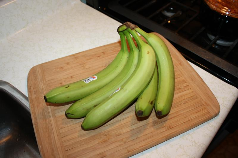 A Tasty Caribbean Recipe Using Green Bananas ...