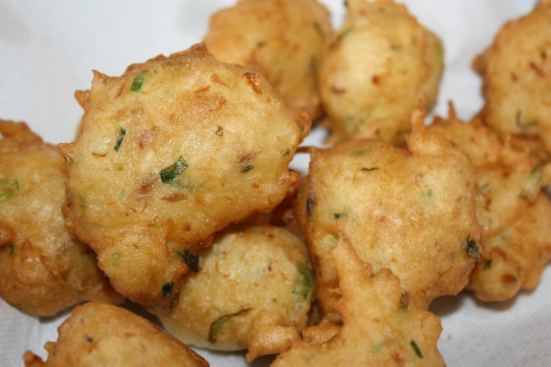 Best cooks of the british west indies for Cod fish fritters