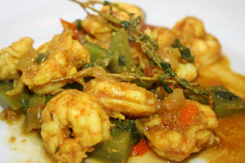 The Ultimate Curry Shrimp. | CaribbeanPot.com