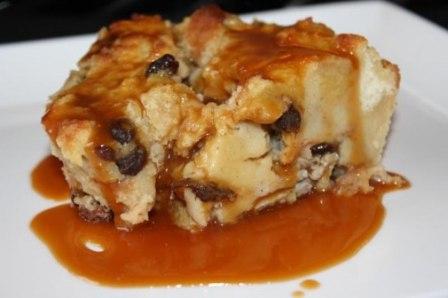 Banana Bread Pudding. | CaribbeanPot.com