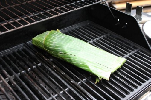 how to cook snapper on bbq