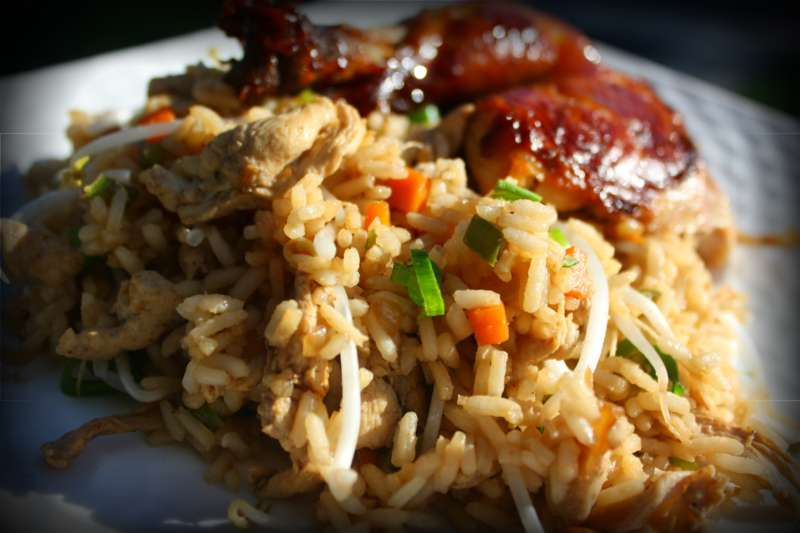 Chicken fried rice caribbeanpot if forumfinder Images