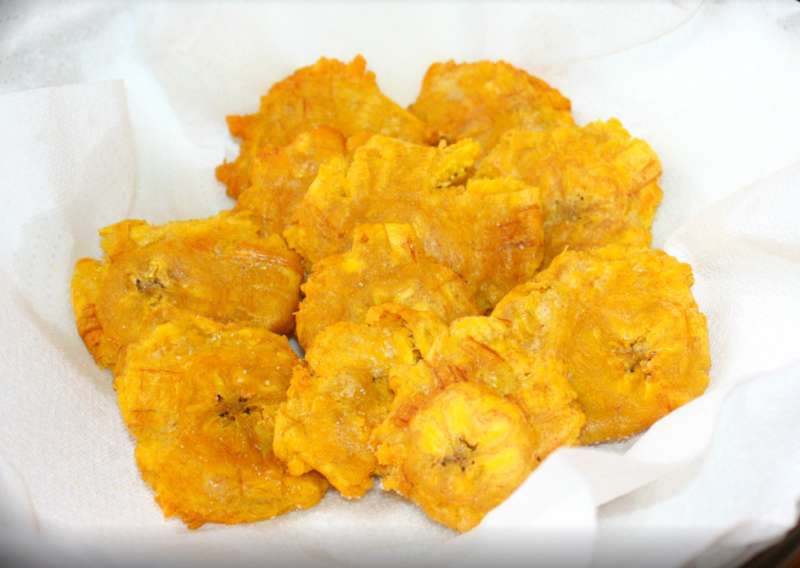 How To Make Tostones And Cookbook Giveaway. | CaribbeanPot.com