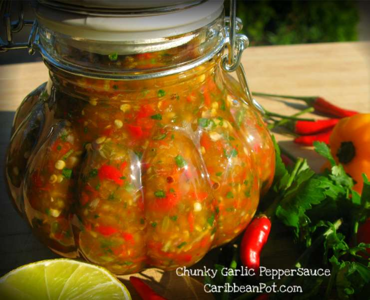 recipe sauce Hot pepper