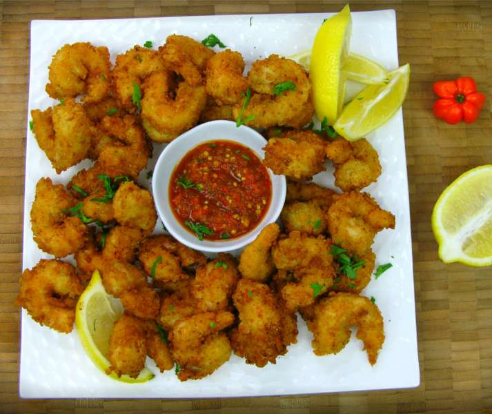 Caribbean style popcorn shrimp recipe caribbeanpot after forumfinder Gallery