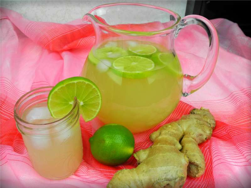 A Non Traditional Caribbean Ginger Beer Recipe