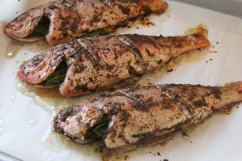 Simple oven jerk fish recipe for How to cook red fish