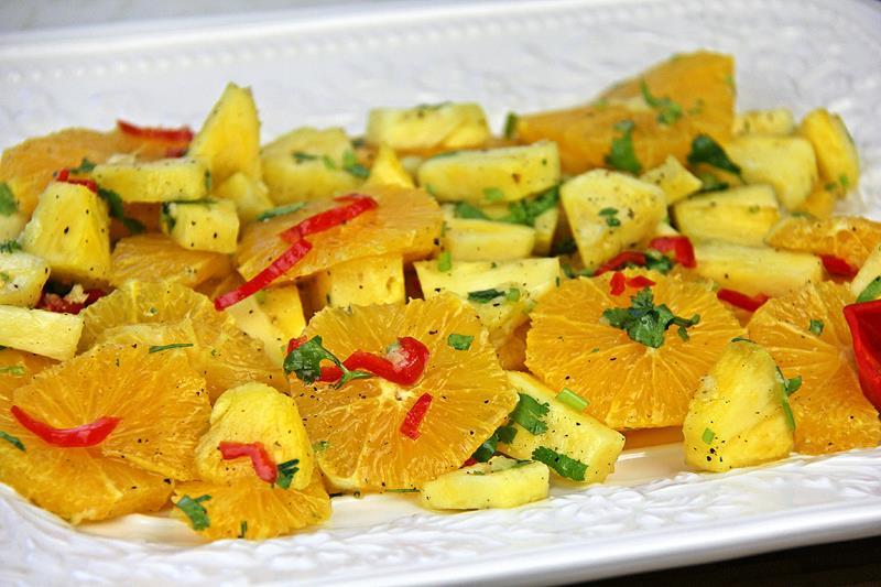 Orange Pineapple Salad (10)