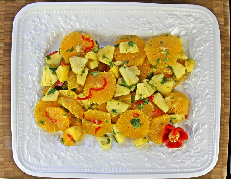 Orange Pineapple Salad (9)