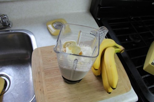 banana smoothie (2)