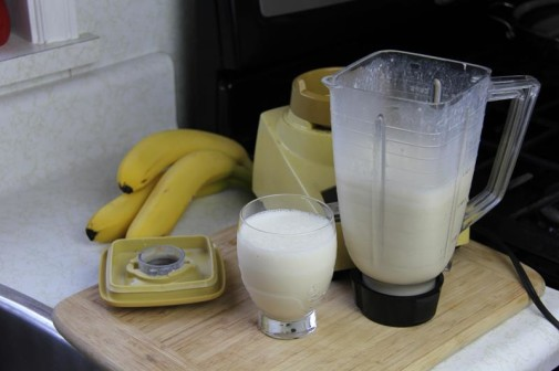 banana smoothie (3)