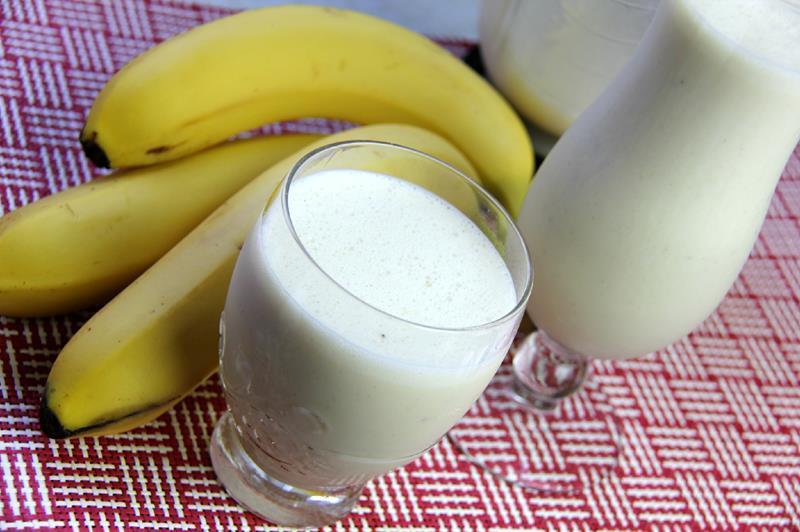 banana smoothie (4)