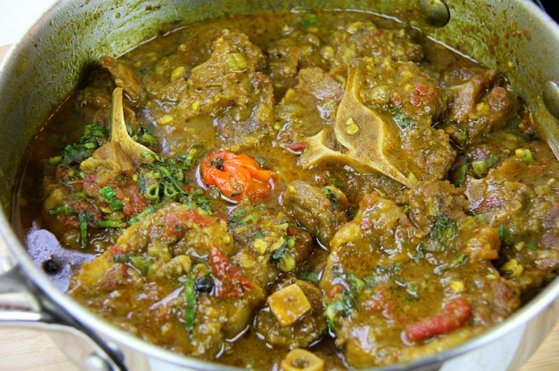 The Ultimate Curry Oxtail Recipe Caribbeanpot Com