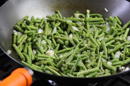 stiry fry beans with cashews (4)
