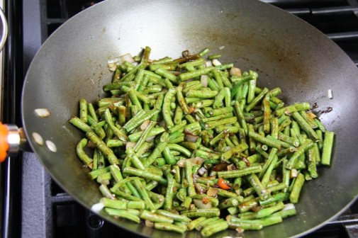 stiry fry beans with cashews (5)