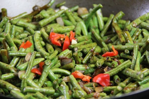 stiry fry beans with cashews (6)