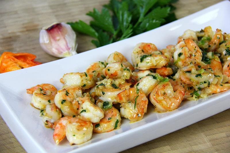 garlic shrimp (8)
